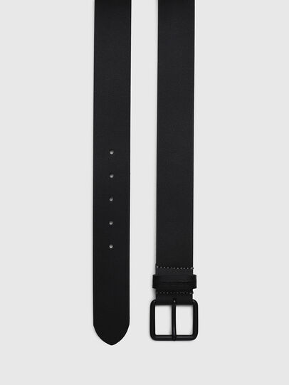 Diesel - B-LOED, Negro - Cinturones - Image 3