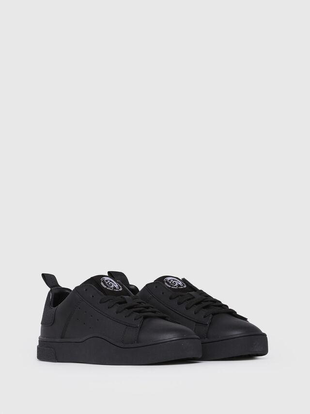 Diesel - S-CLEVER LOW W, Negro - Sneakers - Image 2