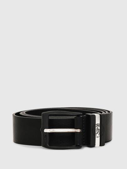 Diesel - B-HIDDEN, Negro - Cinturones - Image 1