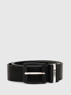 B-HIDDEN, Negro - Cinturones