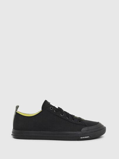 Diesel - S-ASTICO LOW CUT, Negro - Sneakers - Image 1