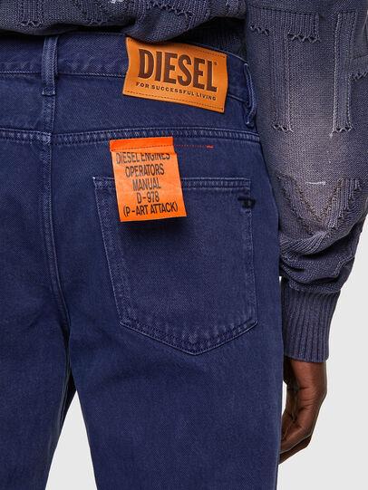 Diesel - D-Macs 09A34, Azul medio - Vaqueros - Image 4
