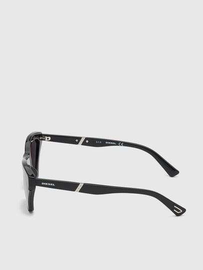 Diesel - DL0335, Negro - Gafas de sol - Image 3