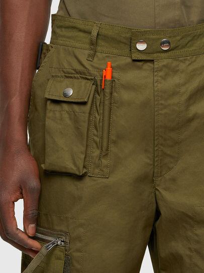 Diesel - P-CYAN, Verde Militar - Pantalones - Image 3