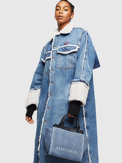 Diesel - BADIA, Blue Jeans - Maletines y Bolsos De Mano - Image 7