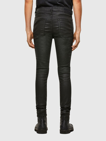 Diesel - D-Reeft JoggJeans® 069TE, Negro/Gris oscuro - Vaqueros - Image 2
