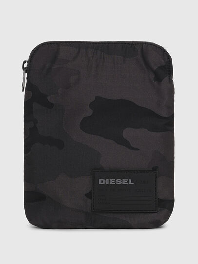 Diesel - F-DISCOVER CROSS, Negro - Bolso cruzados - Image 1