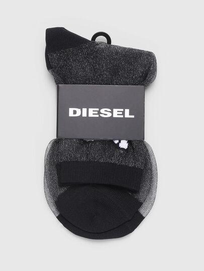 Diesel - SKF-SIUXINE, Negro - Calcetines - Image 2