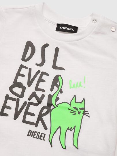 Diesel - TORTUB, Blanco - Camisetas y Tops - Image 3