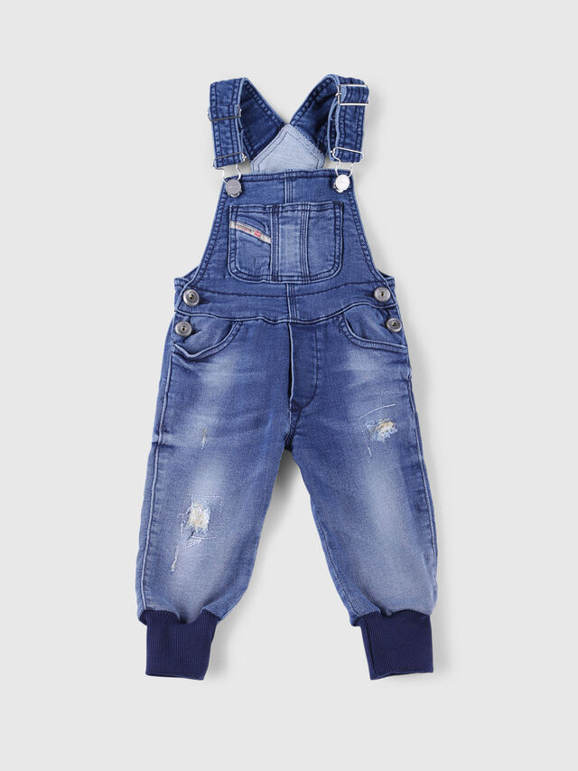Diesel - PATHYB JOGGJEANS, Blue Jeans - Monos - Image 1