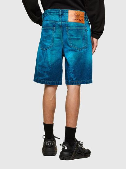 Diesel - D-MACS-SHORT-SP, Azul - Shorts - Image 2
