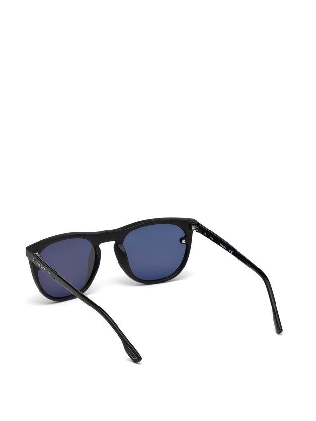 Diesel - DL0217, Negro - Gafas de sol - Image 2