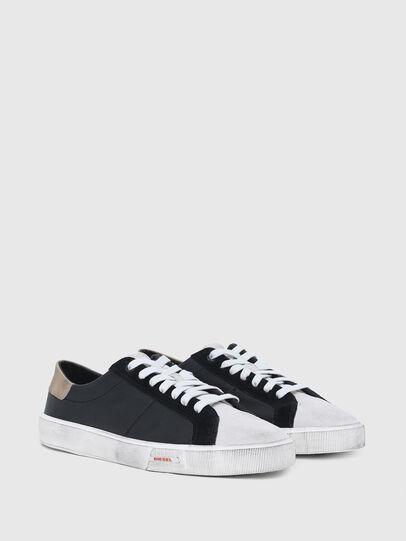Diesel - S-MYDORI LC, Negro/Beige - Sneakers - Image 2