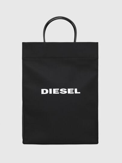 Diesel - SAKETTONE, Negro - Bolsos Shopper y Al Hombro - Image 1
