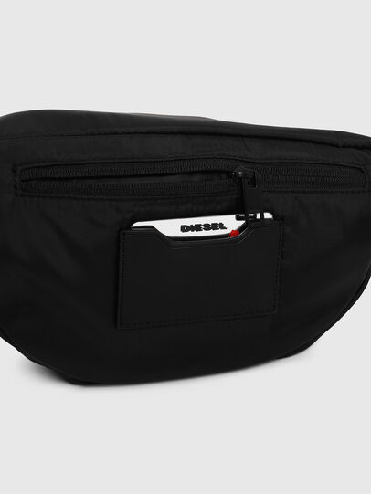 Diesel - NELUMBO, Negro - Bolsas con cinturón - Image 6