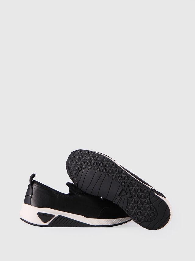 Diesel - S-KBY, Piel Negra - Sneakers - Image 4
