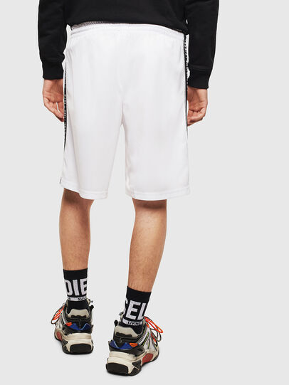 Diesel - P-HITOSHI-S1, Blanco - Shorts - Image 2