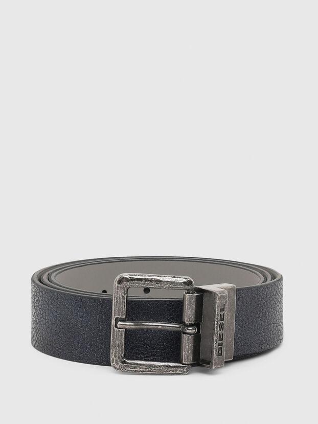 B-DOUBLEX, Azul - Cinturones