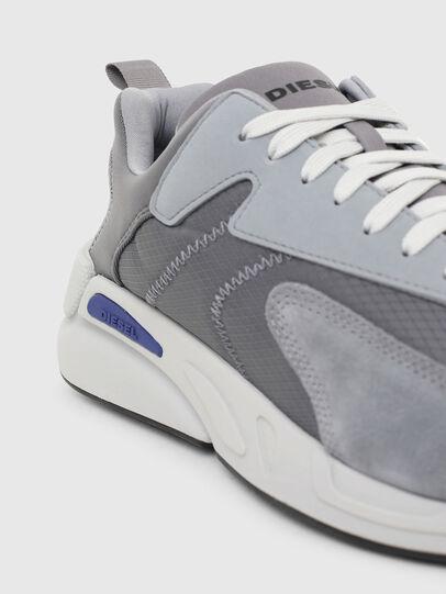 Diesel - S-SERENDIPITY LOW CU, Gris - Sneakers - Image 4