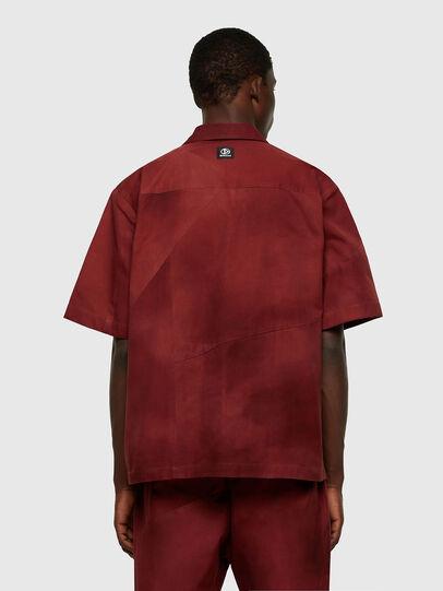 Diesel - S-GUNN-TIE, Rojo - Camisas - Image 2