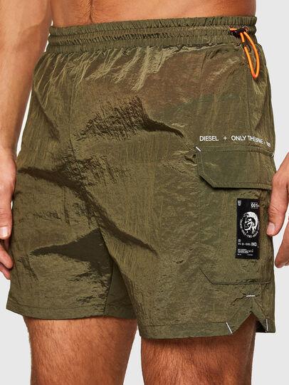 Diesel - BMBX-SURFY, Verde Militar - Bañadores boxers - Image 3