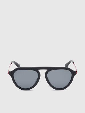 DL0277, Negro/ Rojo - Gafas de sol