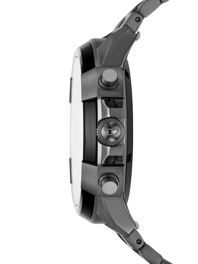 Diesel - DT2004, Gris Metal - Smartwatches - Image 4