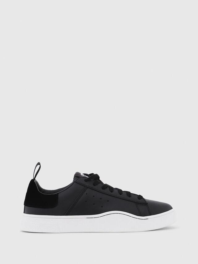 Diesel - S-CLEVER LOW W, Negro - Sneakers - Image 1