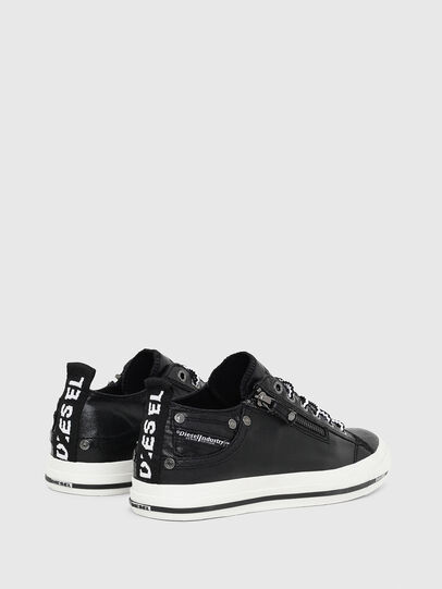 Diesel - EXPO-ZIP LOW W, Negro - Sneakers - Image 3