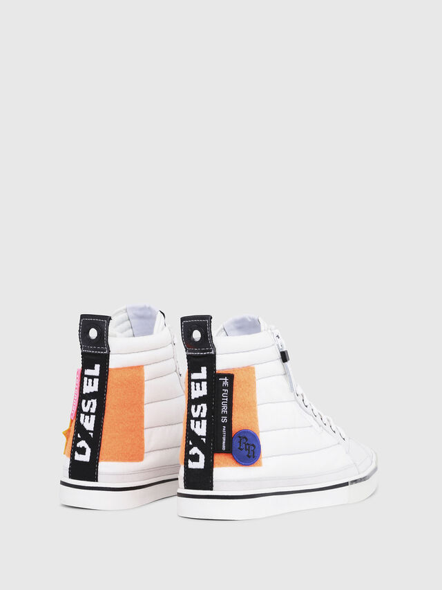 Diesel - D-VELOWS MID PATCH, Multicolor/Blanco - Sneakers - Image 3
