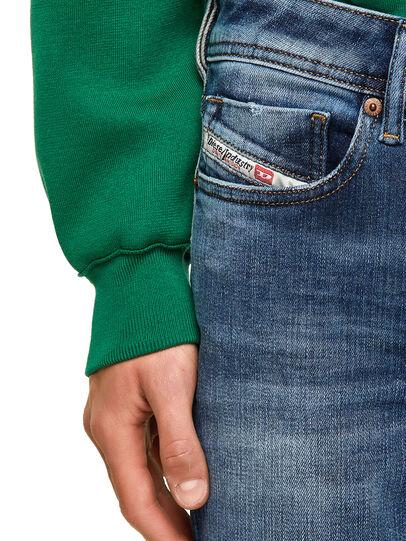 Diesel - Sleenker 009PN, Azul medio - Vaqueros - Image 3