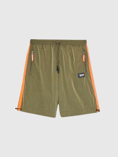 Diesel - UMLB-PANLEY, Verde Oliva - Pantalones - Image 1