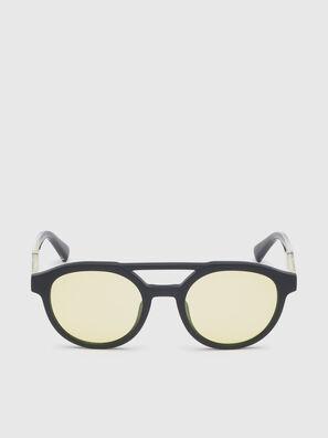 DL0280, Negro/Amarillo - Gafas de sol