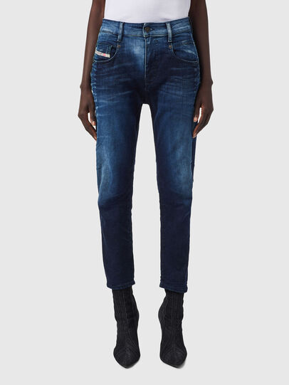 Diesel - Fayza JoggJeans® 069XX, Azul Oscuro - Vaqueros - Image 1