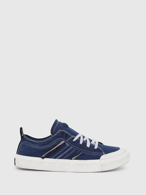S-ASTICO LOW LACE, Azul - Sneakers