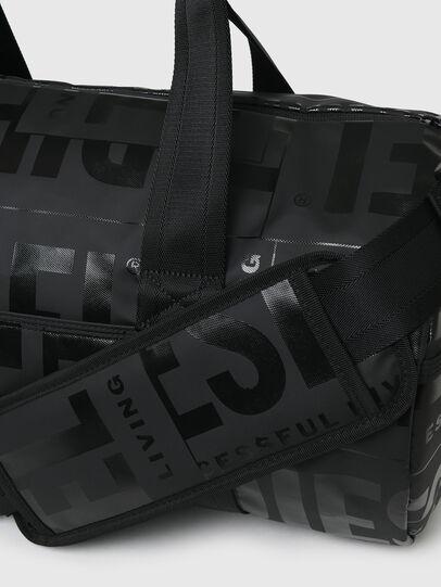 Diesel - X-BOLD DUFFLE, Negro - Bolsos de viaje - Image 5