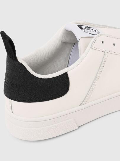 Diesel - S-CLEVER SO, Blanco/Negro - Sneakers - Image 3