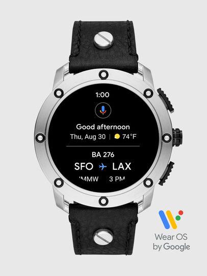 Diesel - DT2014, Negro/Plata - Smartwatches - Image 6