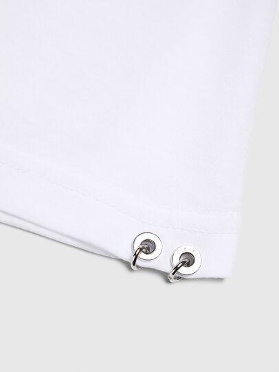 Diesel - TSILYWH, Blanco - Camisetas y Tops - Image 4