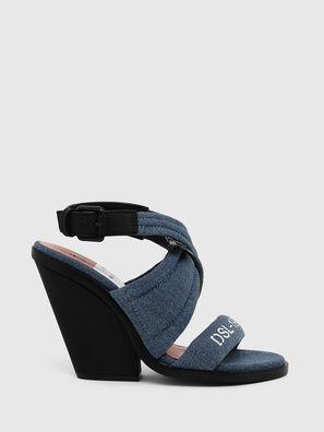 SA-FLAMINGO XR, Blue Jeans - Sandalias