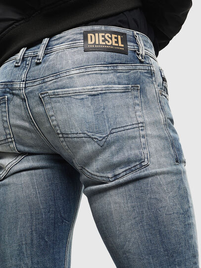 Diesel - Sleenker 0098D, Azul Claro - Vaqueros - Image 3