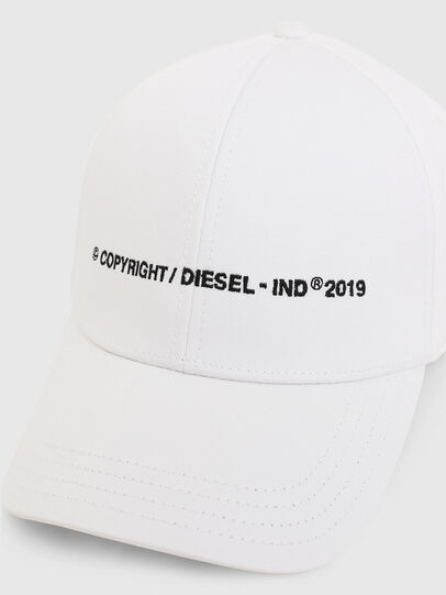 Diesel - CIMAXI, Blanco - Gorras - Image 3