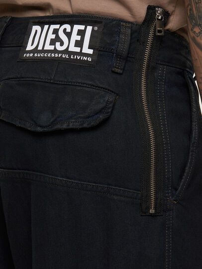 Diesel - D-Luks 009IB, Azul Oscuro - Vaqueros - Image 3