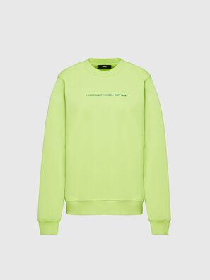 F-ANG-COPY, Verde Fluo - Sudaderas
