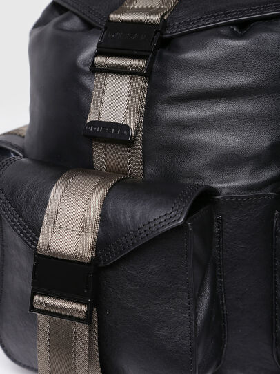 Diesel - MISS-MATCH BACKPACK, Antracita - Mochilas - Image 3