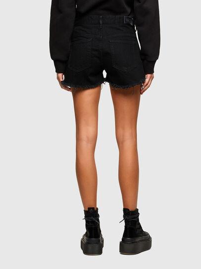 Diesel - DE-RIFTY, Negro - Shorts - Image 2