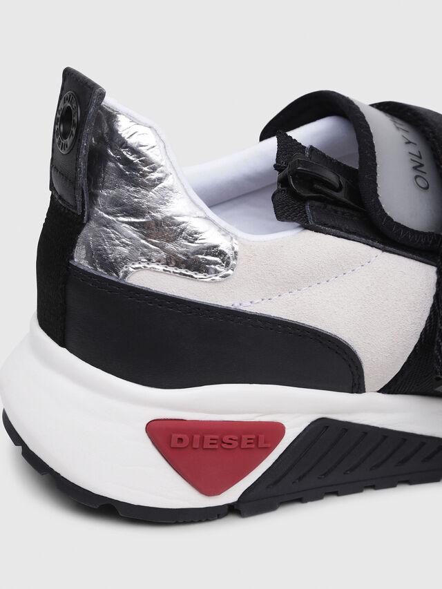 Diesel - S-KB STRAP, Multicolor/Blanco - Sneakers - Image 4