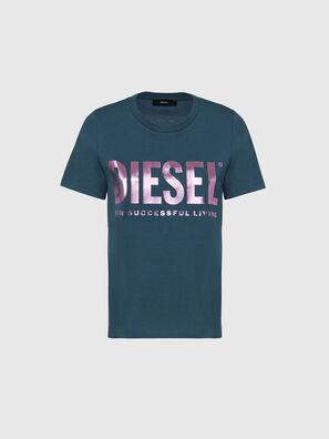 T-SILY-WX, Verde Agua - Camisetas