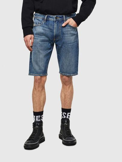 Diesel - THOSHORT, Azul medio - Shorts - Image 1