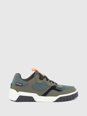 S-RUA LOW SK, Verde Oliva - Sneakers